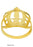 RCW1382 - Crown Ring