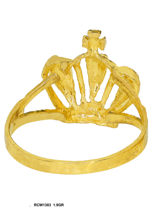 RCW1383 - Crown Ring