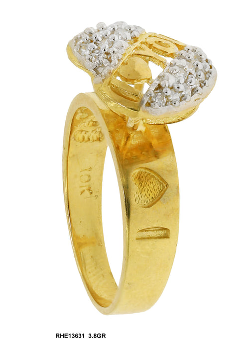 RHE13631 - Heart Ring