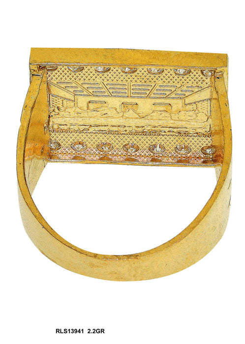 RLS13941 - Last Supper Ring