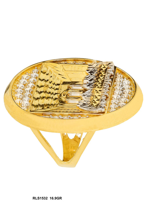 RLS1532 - Last Supper Ring