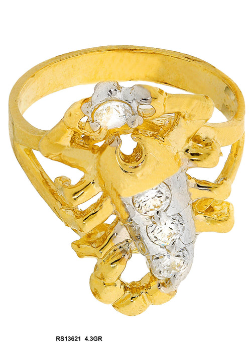 RS13621 - Scorpion Ring