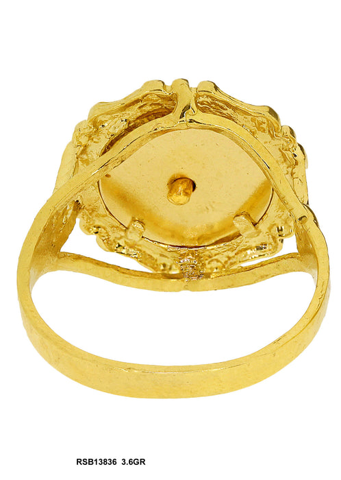 RSB13836 - Saint Barbara Ring