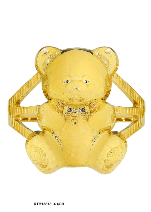 RTB13818 - Teddy Bear Ring