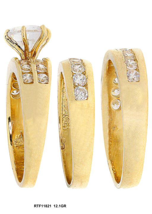 RTF11821 - Fancy Trio Set Rings