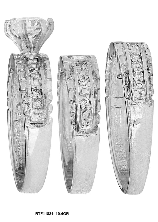 RTF11831 - Fancy Trio Set Rings
