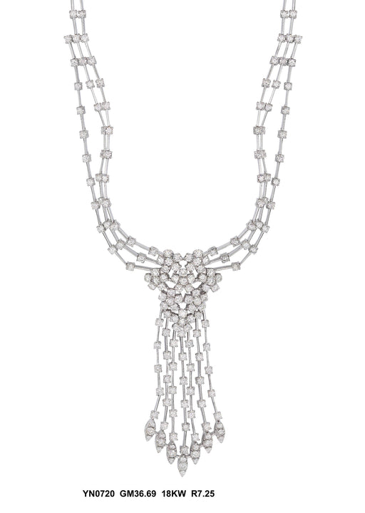 YN0720 - 18KW NECKLACE