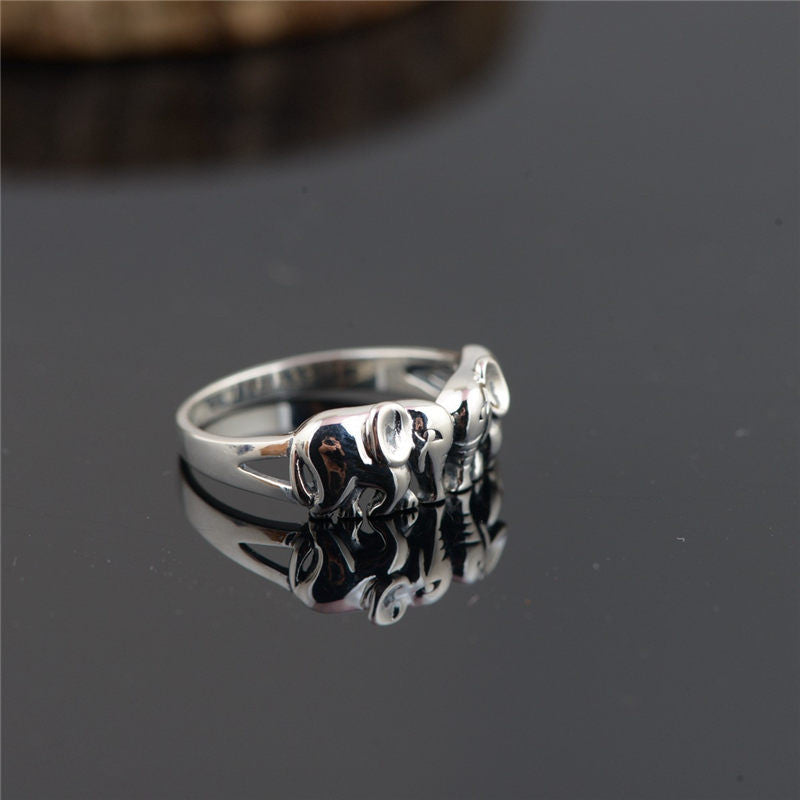 Elephant Rings for Women FREE SHIPPING and  - 50% off Today