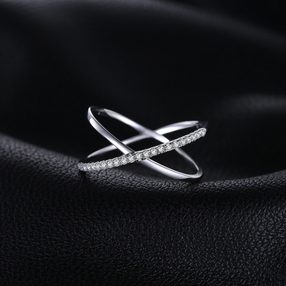 Ring For Women Pure 925 Sterling Silver Jewelry Fashion Ring Brithday Gift