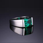Sliver Ring For Mens