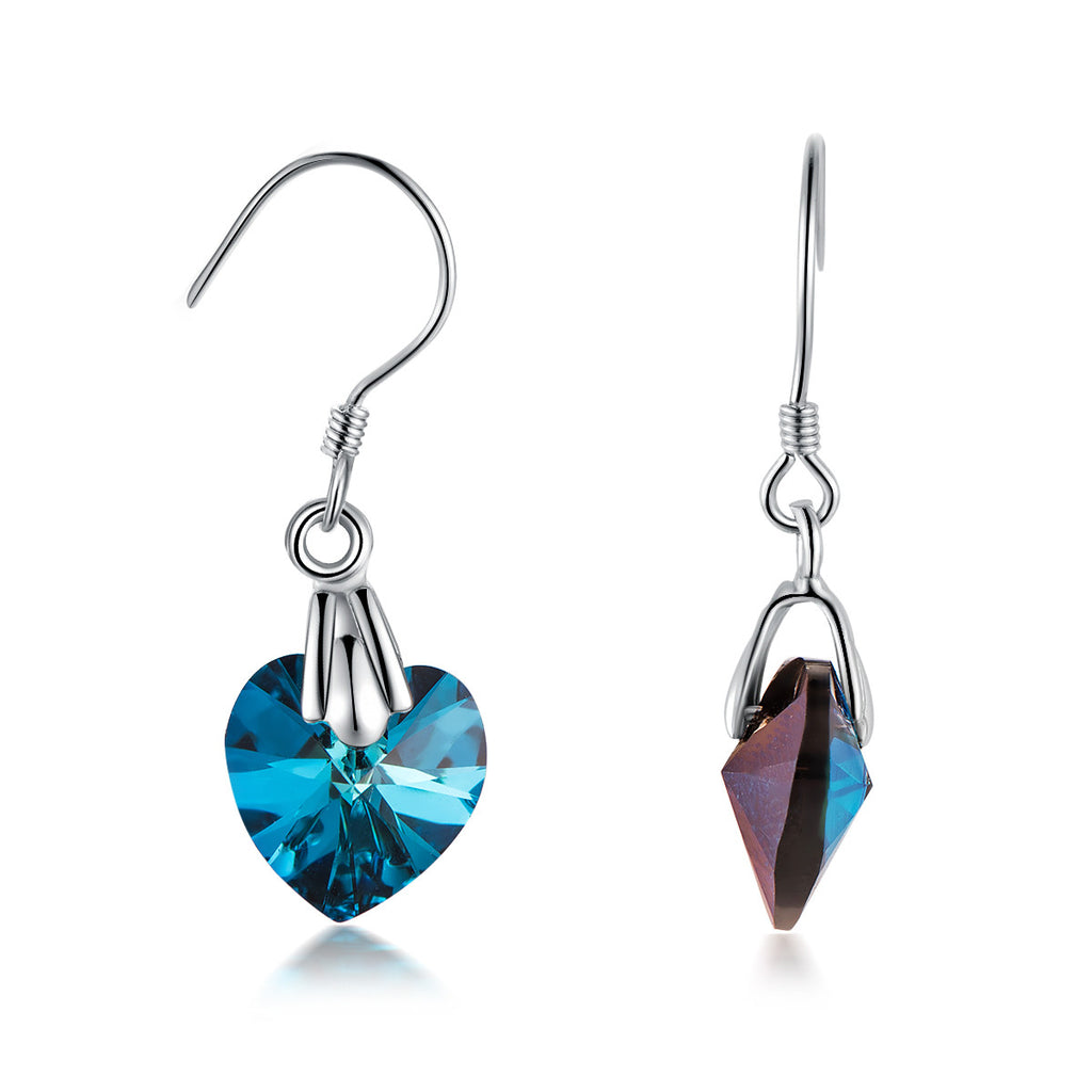 925 sterling silver earrings women