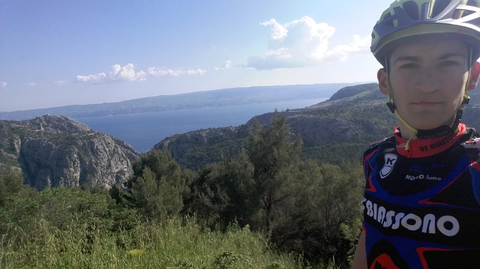 Brilliant cycling in Croatia, both road cycling and mountain biking