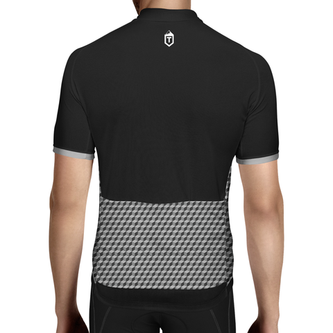 Isometric Jersey - Monochrome - The Tempests Store