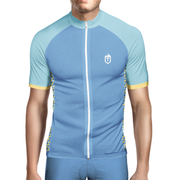 Isometric Jersey - Teal / Yellow - The Tempests Store