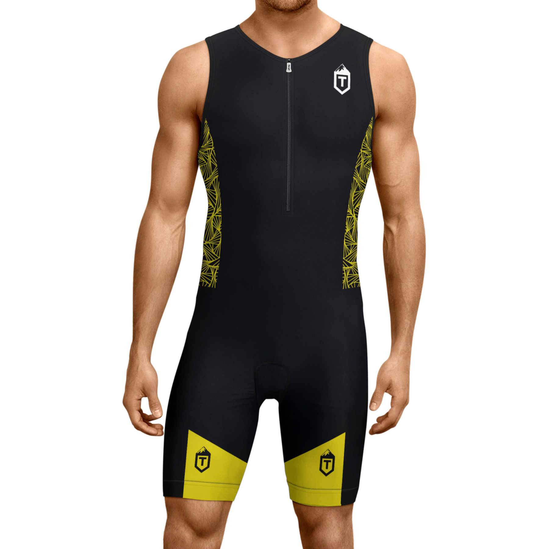 Triangles Tri Suit - The Tempests Store