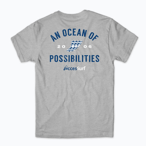 T-shirt- Ocean of Possibilities