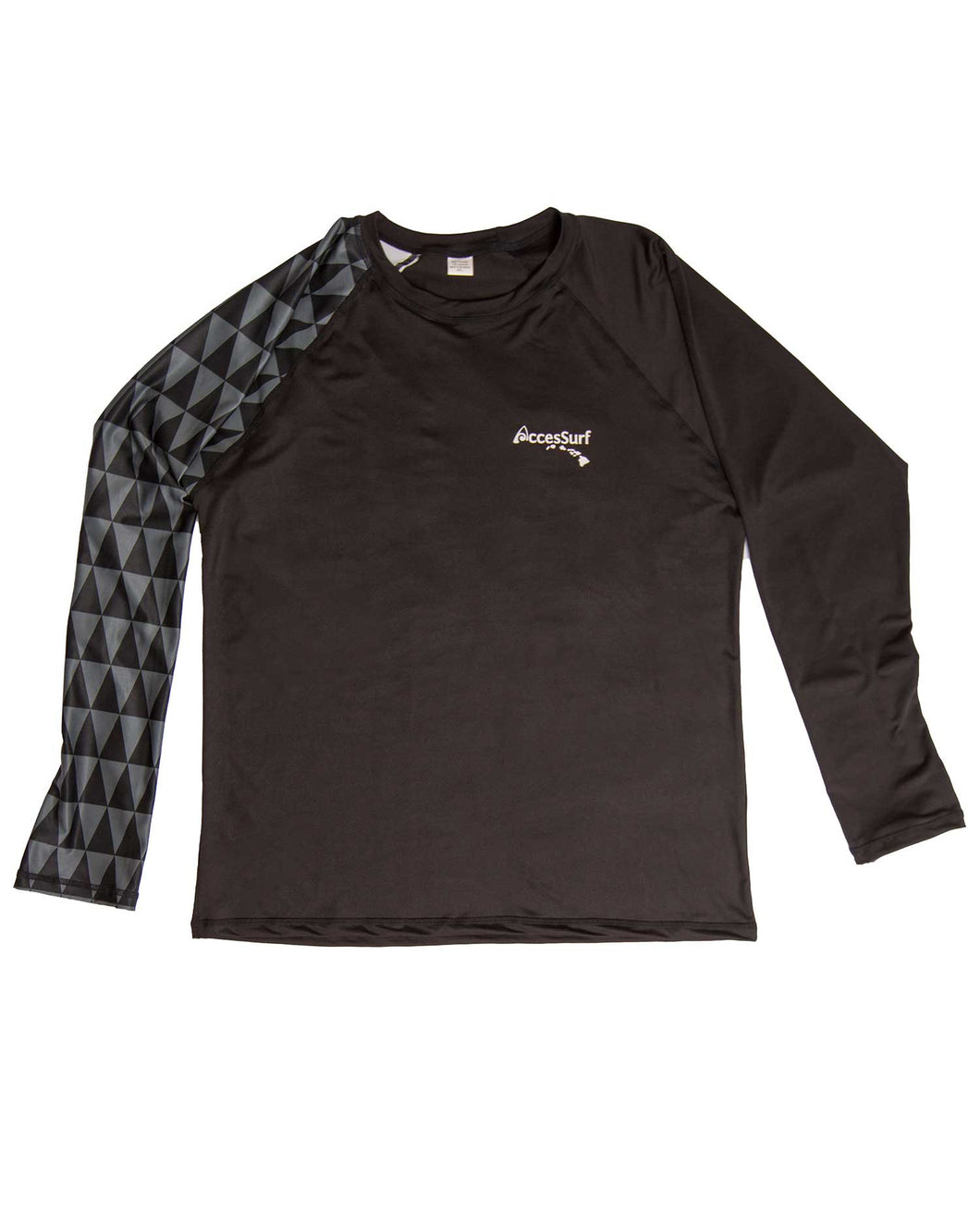 Rash Guard/Sun Shirt -Shark Sleeve