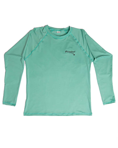 Long Sleeve Logo Rash Guard