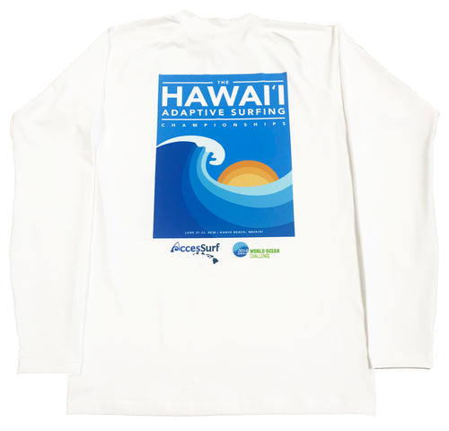 Rash Guard/Sun Shirt- 2019 HASC Competitior