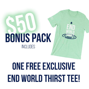 $50 Donation Bonus Pack