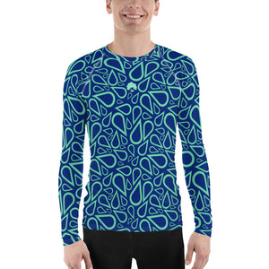 DGL x Neverthirst Men's Rash Guard