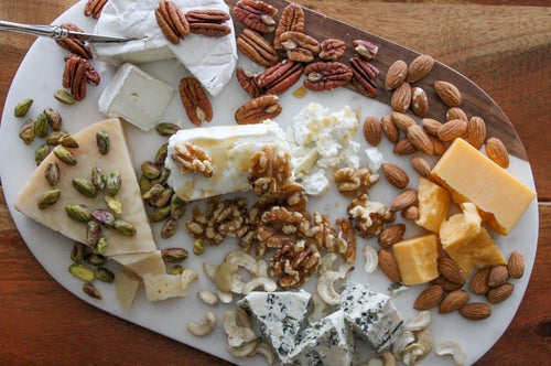 Cheese and Nuts