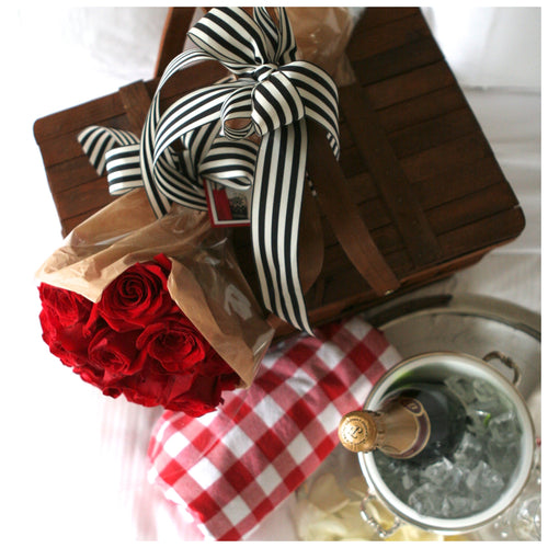 Romantic Basket For Two