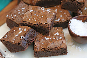 Sea Salt Brownie