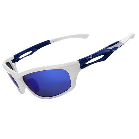 Men's Polarized Sports Cycling Driving Running Sunglasses for Fishing Golf Softball Baseball Hiking Skiing Eyewear
