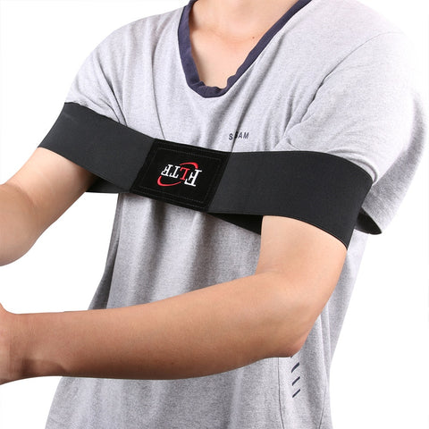 Elastic Golf Arm Posture Motion Correction Belt Beginner Training Aids
