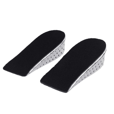 Breathable Memory Foam Height Elevator Insoles