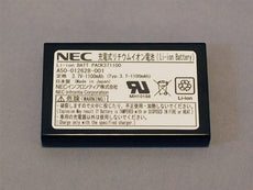 Battery For The NEC DTL-12BT-1 Cordless Phone 680008 ~ Stock# 690063 Part# Q24-FR000000113057 NEW