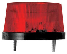 SPECO SFR12 Weatherproof Strobe Flasher Red, Stock# SFR12