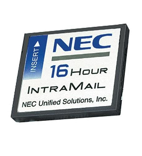 NEC DSX INTRAMAIL 8-PORT 16-HOUR Voicemail ~ 1091013 ~ NEW (NEW Part# Q24-FR000000112186)  Refurbished