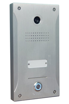 Tador Doorphone KX-T927-AVL Door Phone, For Analog PBX Extension, Weather Resistance, Anti Vandal, Anodize, Very Durable Water Proof , Stock# KX-T927-AVL ~ NEW