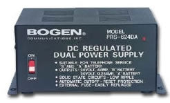 Bogen - PRS-624DA - 24V Power Supply - NEW