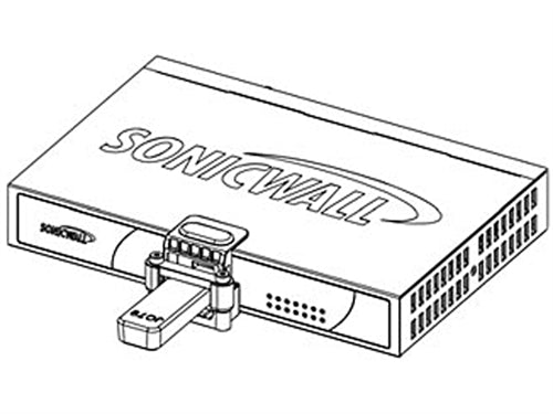SonicWALL TZ 210/NSA 240 USB Security Clamp ~ Part# 01-SSC-9209 ~ NEW