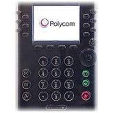 POLYCOM Flexible Plastic Protective Cover for VVX 400, 410 Phones, Overlays Keypad and LCD Screen, Pack of 5, Part# 2200-46179-001