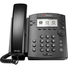 POLYCOMVVX 301 IP Phone, Skype for Business Edition, Part# 2200-48300-019