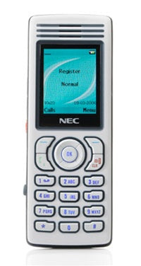 NEC I755s DECT Wireless IP Handset ~ Stock# 690111  NEW