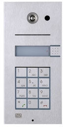 2N Helios IP 1 button + keypad + camera (01316-001), Stock# 2N-9137111CKU