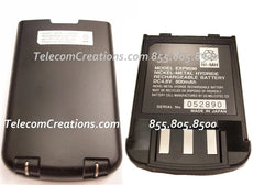 Battery for the NEC ETW-4R-1 Dterm Cordless Tel.  Part # 730614 NEW