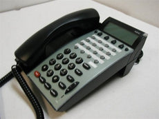 NEC Electra Elite DTU-16D-2 (BK) TELEPHONE  Stock# 770032 Refurbished