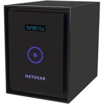 NETGEAR RN31664E-100NAS ReadyNAS 316 6-bay 6x4TB Enterprise, Stock# RN31664E-100NAS