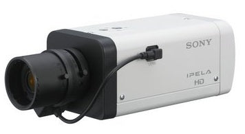 Sony SNC-VB600 Network 720p/60 fps Full HD Fixed Camera - V Series - Powered by IPELA ENGINE Technology, Stock# SNC-VB600