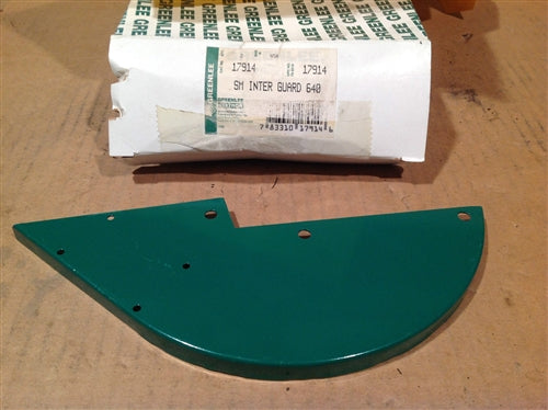 Greenlee GUARD-SMALL INTERIOR (640) ~ Cat #: 17914