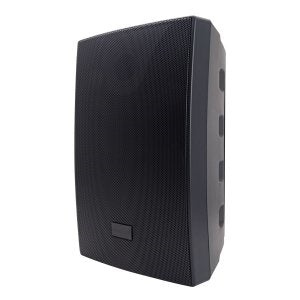 "Speco 8"" High-Power Indoor/Outdoor Speaker Black with Transformer (each), Stock# SP8AWXT"