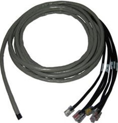 NEC Installation Cable - 6 Mod RJ45 to 25 Pair Cable For Station CO Lines  808920 NEW (NEW Part# Q24-FR000000121918)