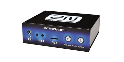 2N NetSpeaker - Standalone Box, Part# 2N-914010E NEW