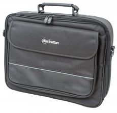 "INTELLINET/Manhattan  421430 Times Square Notebook Computer Briefcase, Fits Up To 15.4"", Stock# 421430"
